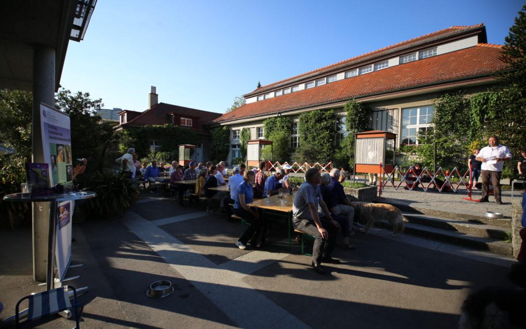 Club 200 Treffen vom 17. Juni 2019 im Botanischen Garten St. Gallen