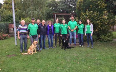 Freiwilligentag St.Galler Kantonalbank 18. Oktober 2019